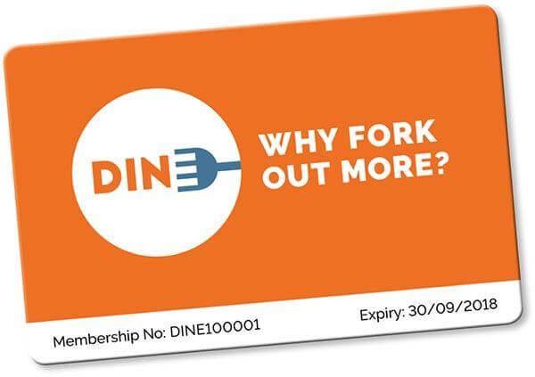 Dine Card
